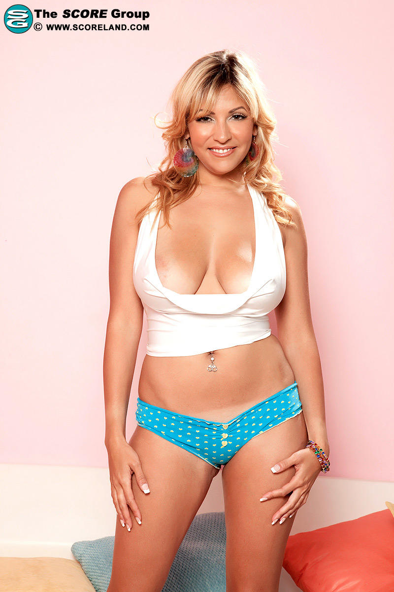 Mature blonde tan lines big tits nude Scoreland Kitana Flores Nice Tan Lines 65079 Good Sex Porn