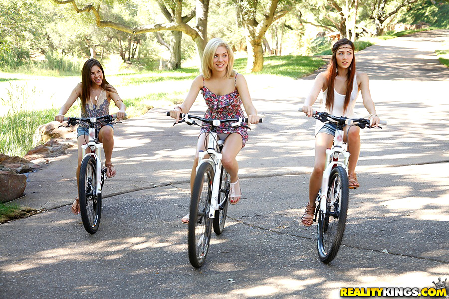 Naked girls riding bike in tight nice little ass pictures We Live Together Lia Three Sexy Girls Ride Bikes In The Park Naked Watch Nice Ass And Boobs Get Sucked And Fucked 67423 Good Sex Porn