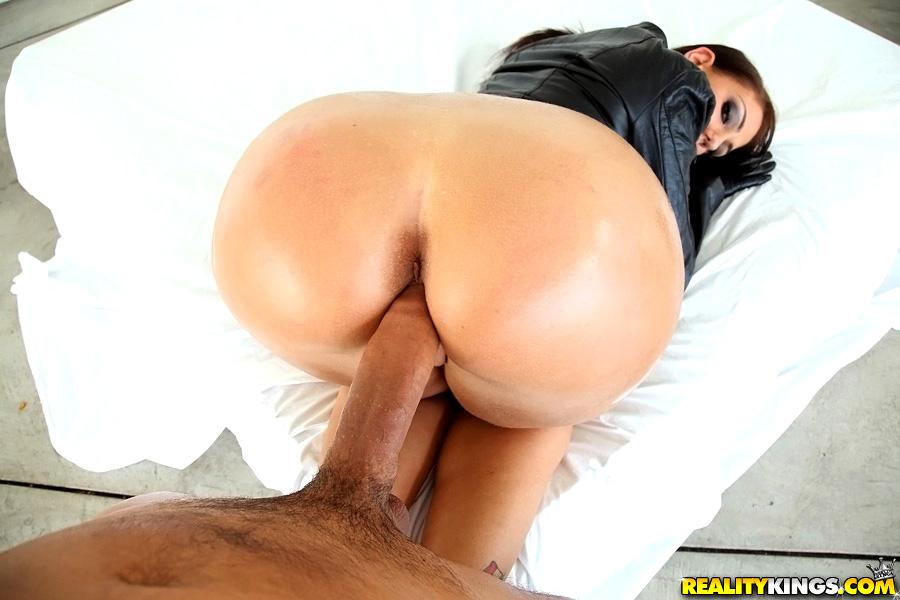 Big tits tight dress fuck
