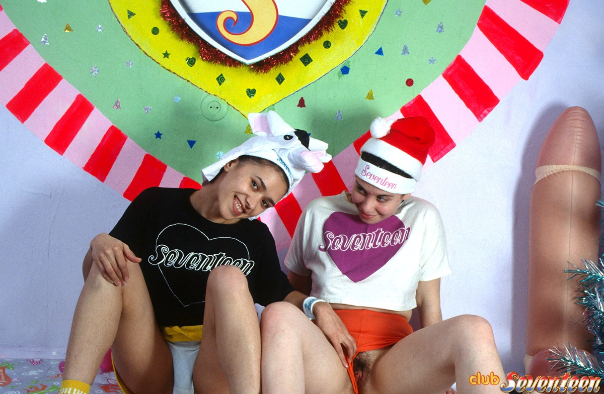 Anja Ali Samantha Lesbian Porn club seventeen anja and amalia lesbian teenage sweethearts
