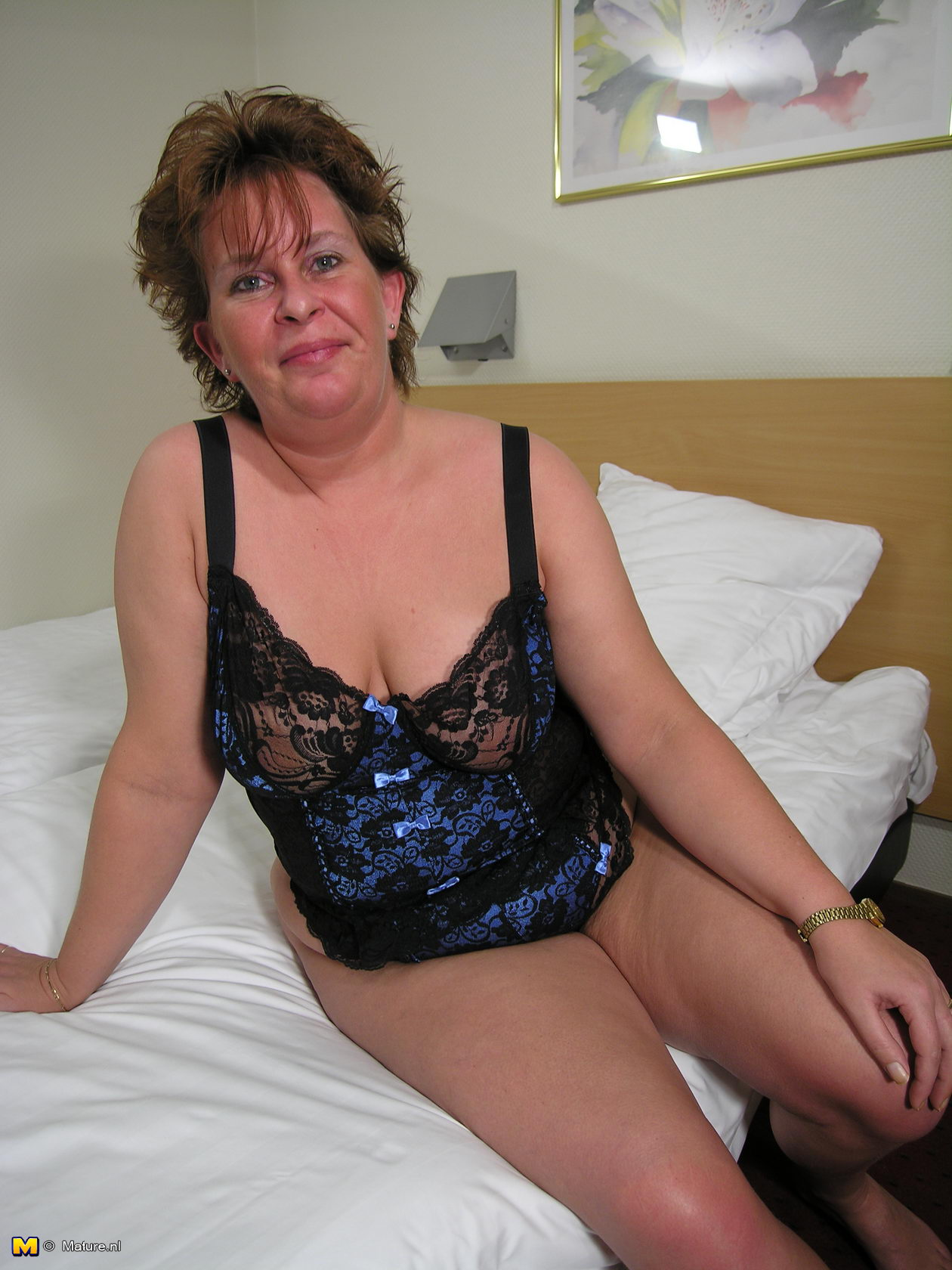 Abusa Madre Porno mature.nl chubby mama playing with her wet pussy 141623