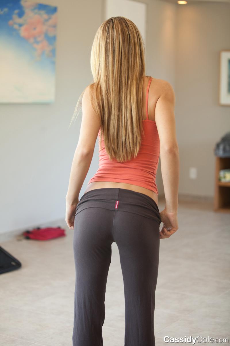 Girl with yoga pants sex porn Cassidy Cole Yoga Pants 167189 Good Sex Porn