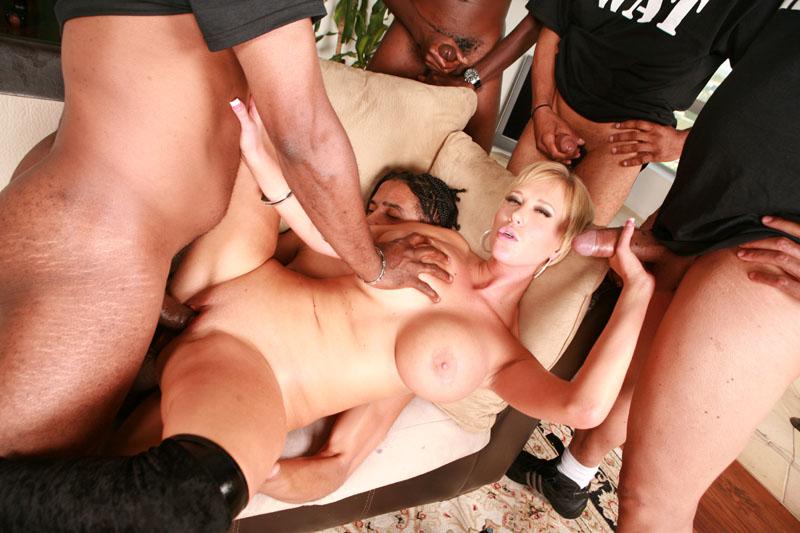Blonde gangbang porn pics sex galery images