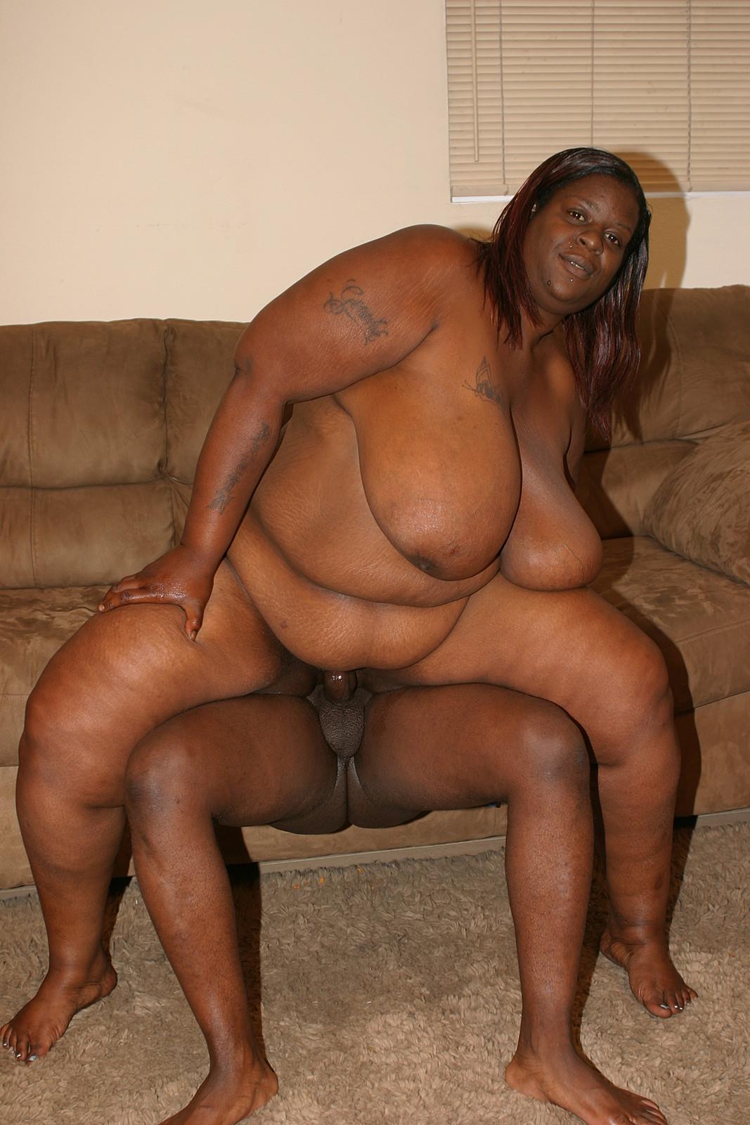Fat black sluts huge tits