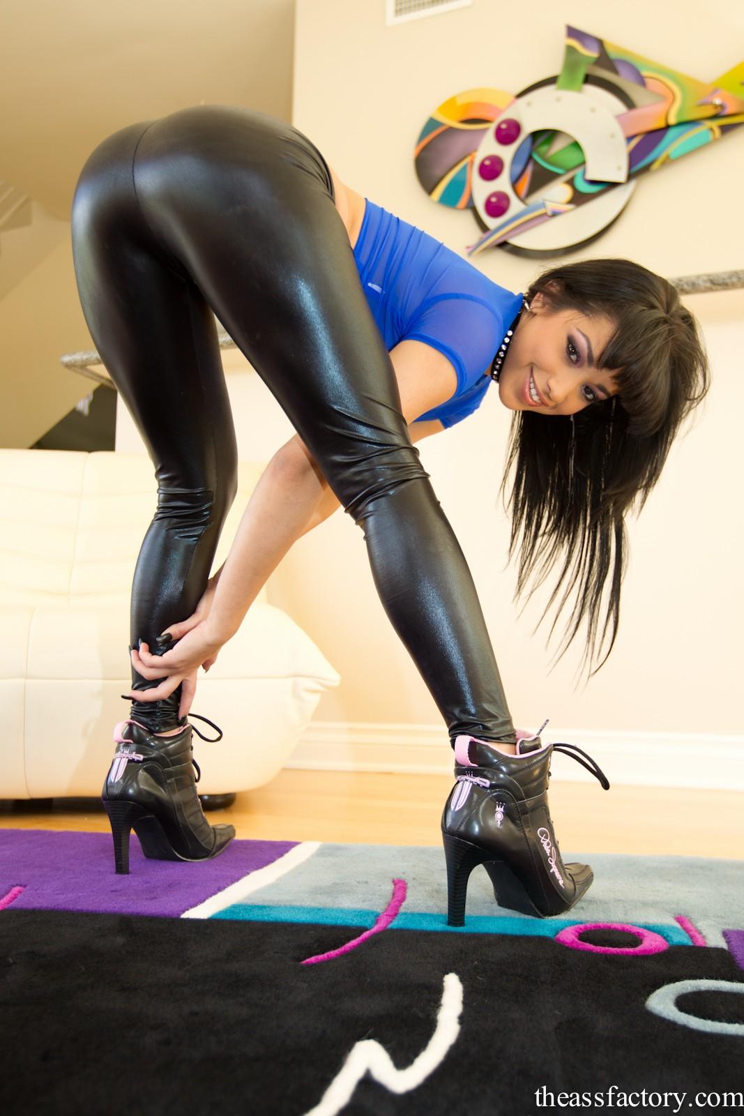 Fetish leggings