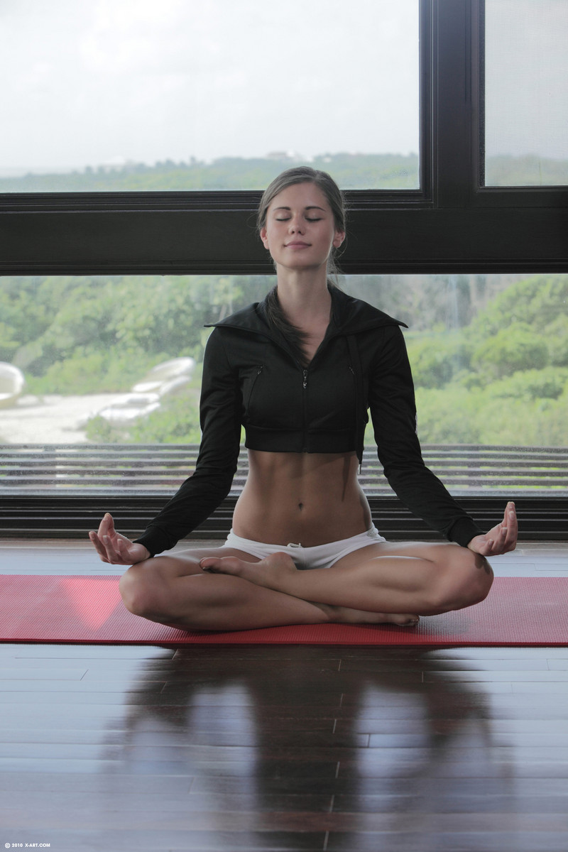 Alexa Rydell Yoga Girl Meditating Porn x-art caprice sexy yoga cutie watch sexy cutie caprice do