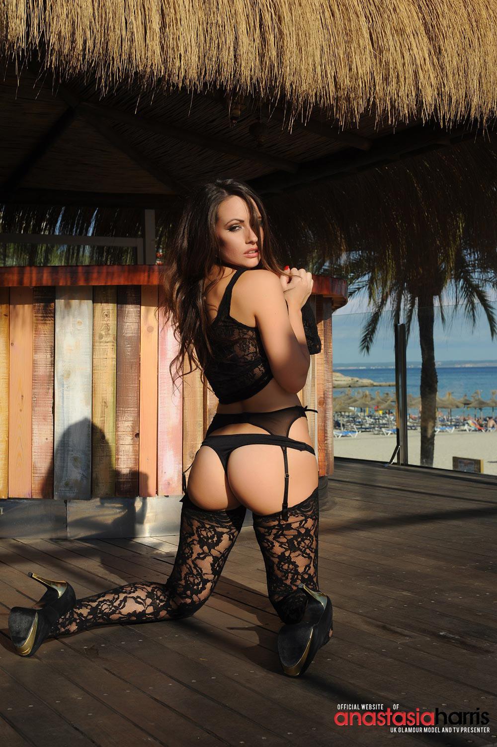 Anastasia Mayo Y Torbe anastasia harris anastasia in black lingerie and stockings