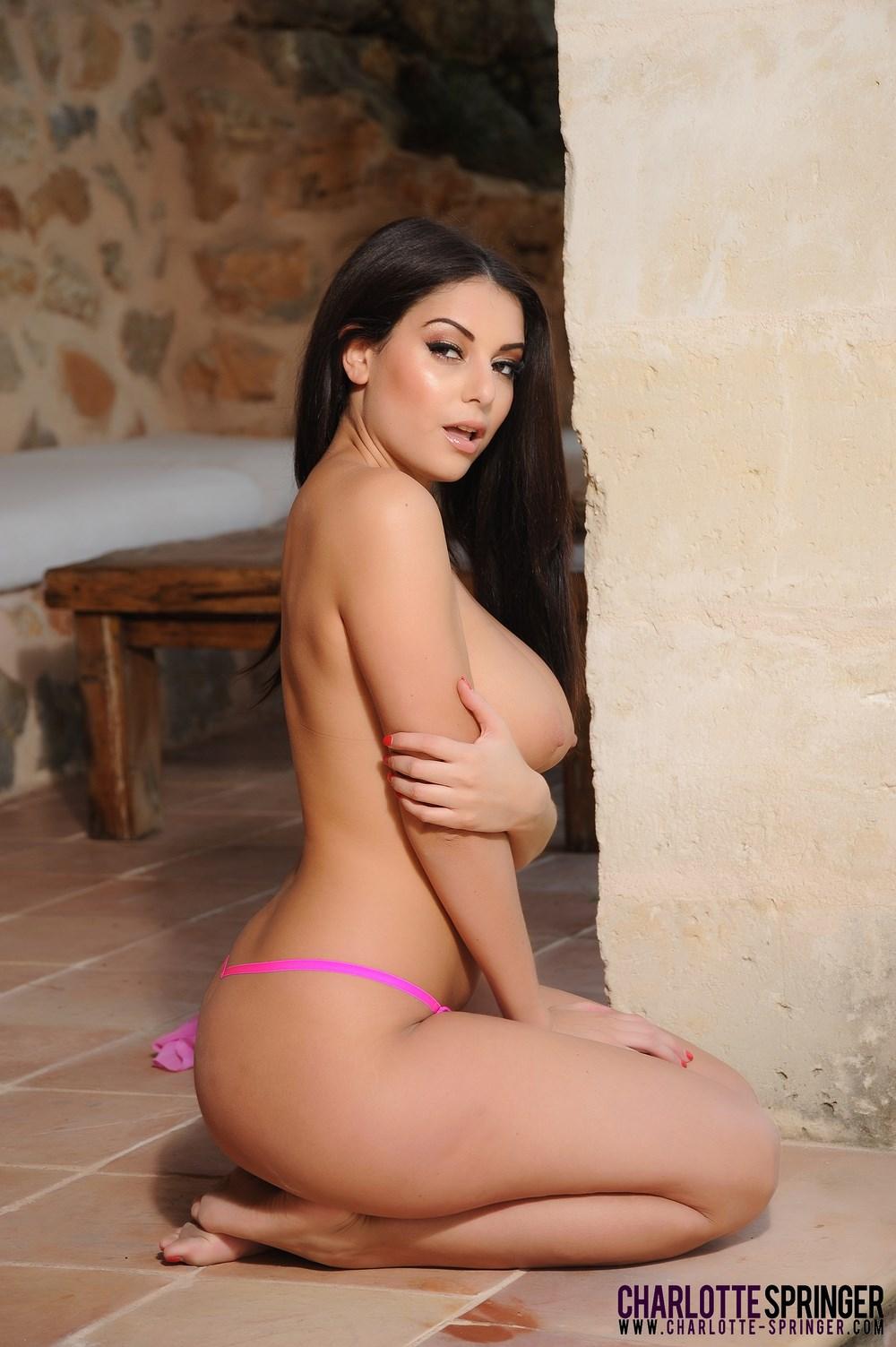 Alena Chrastinova Porn Tube charlotte springer charlotte in her cute pink nighty 376197