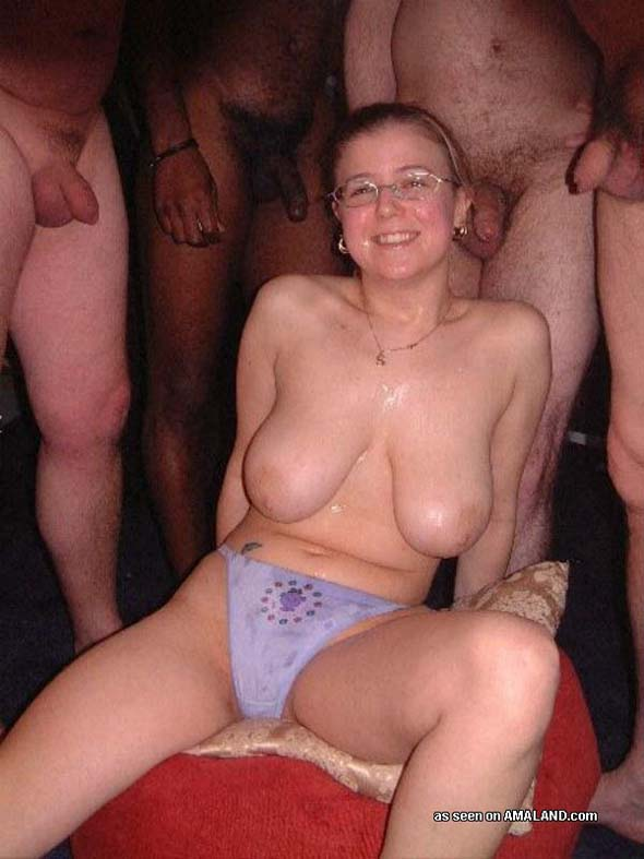 Housewife Orgy