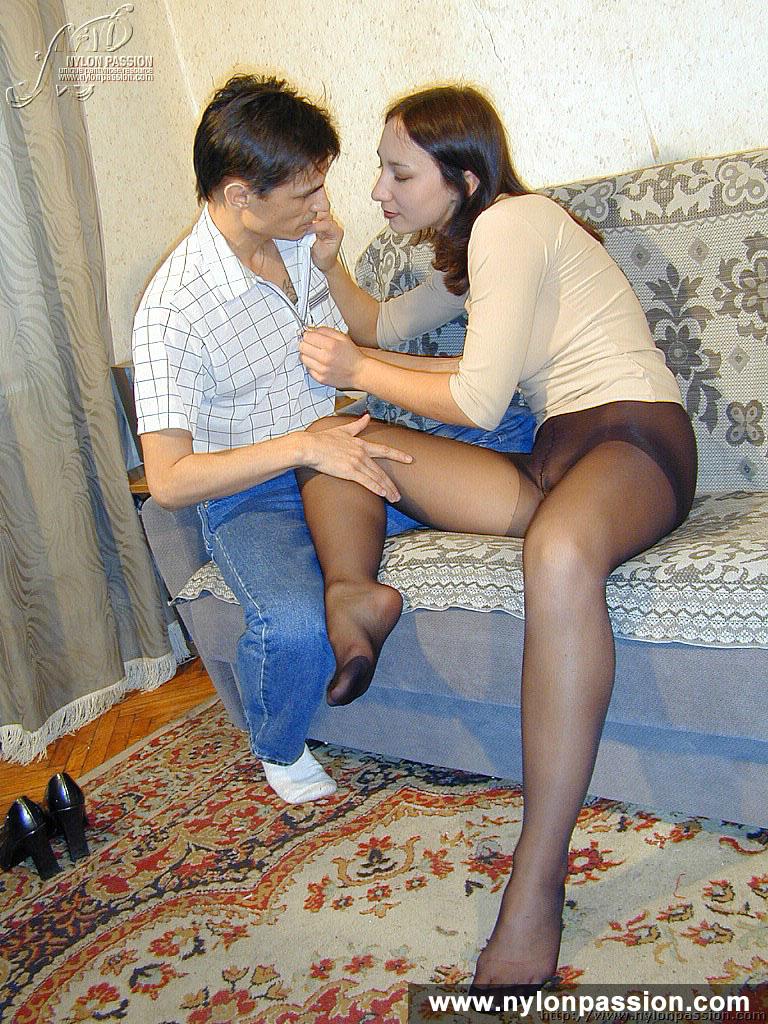Teen harcore stockings