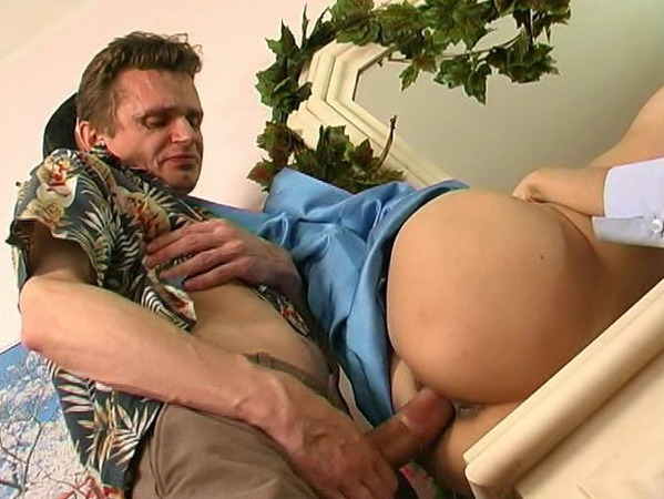 Horny old gent