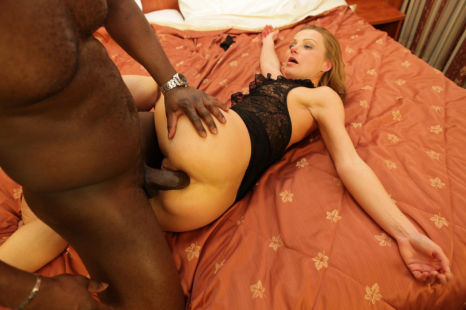 Russian Interracial Porn Galery
