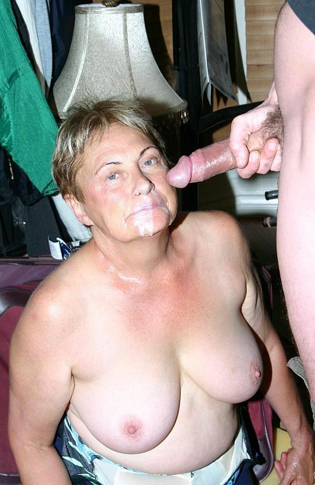 Ginger Spice Granny Cum Facial