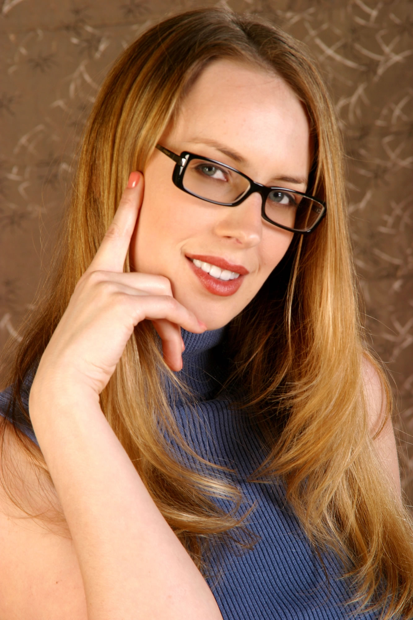 Milf With Big Tits Wearing Glasses