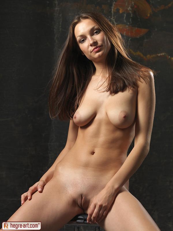 Alma Muriel  nackt